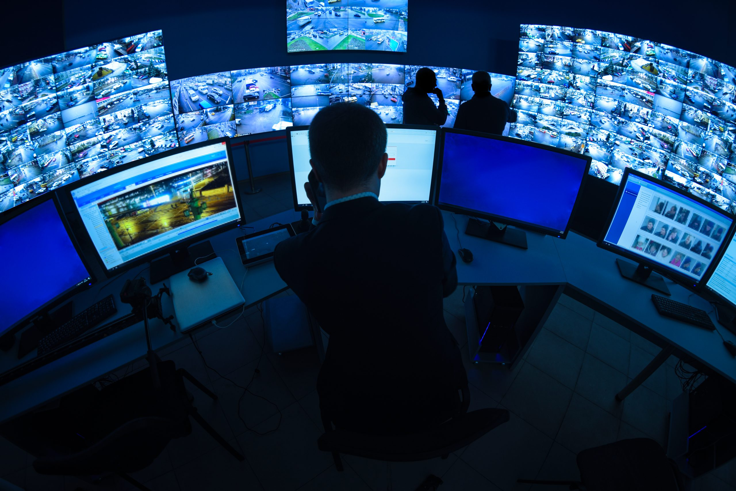 Surveillance Footage Software