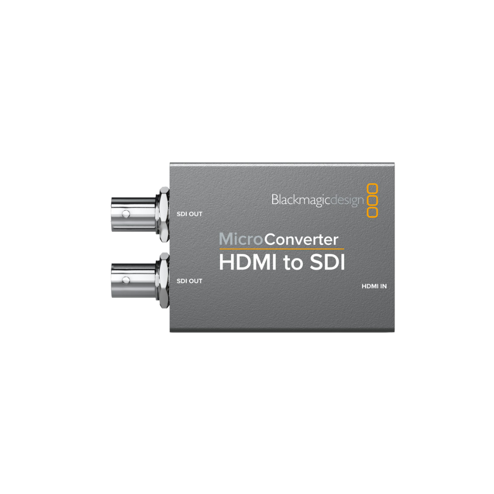 Blackmagic Design Micro Converter Hdmi To Sdi Maestrovision Audio Video Management Solutions