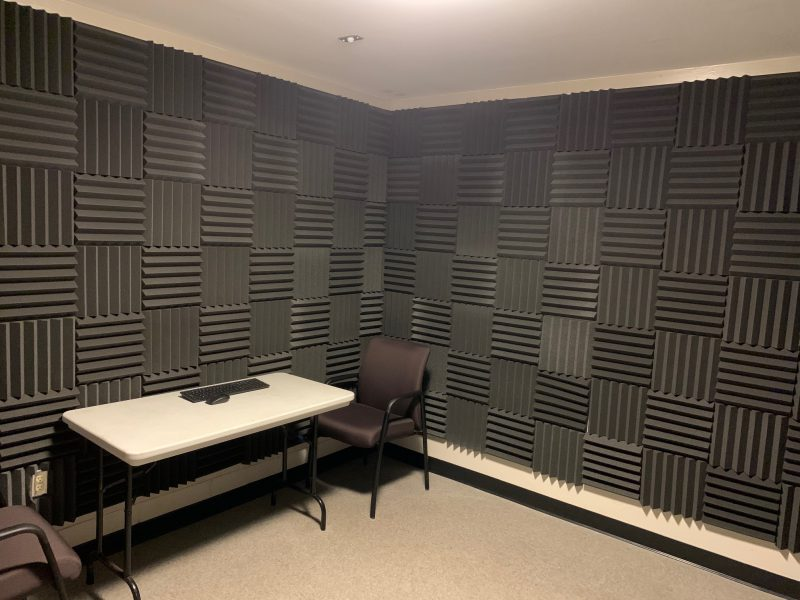 Lantana Police Department's Interrogation Room System