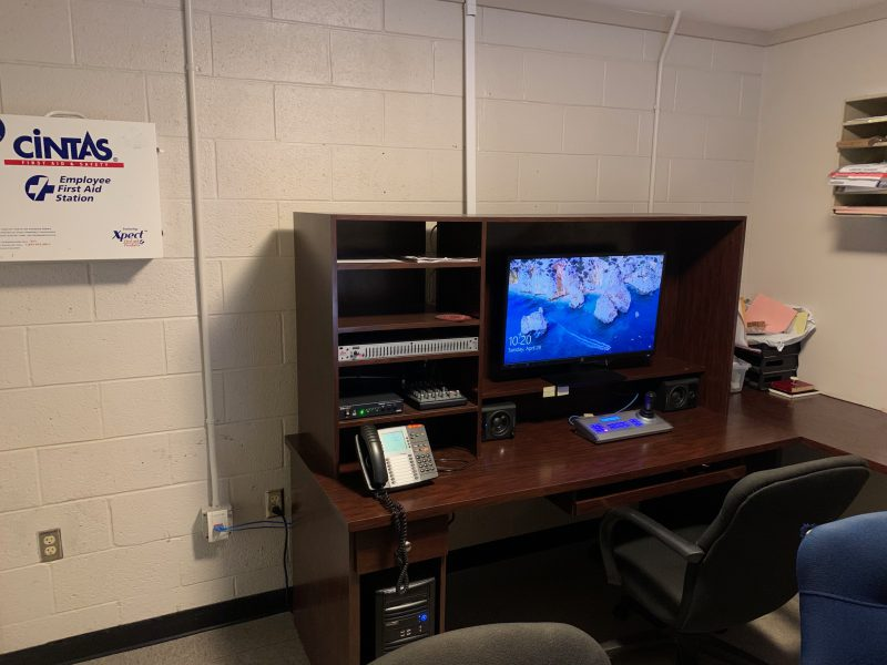 Lantana Police Department's Interrogation Room System