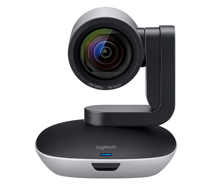 LOGITECH PTZ PRO 2 - HD 1080p video camera with enhanced pan/tilt and zoom