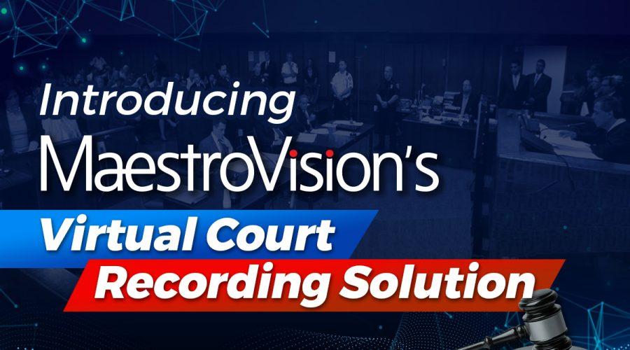 Court Recording Solution