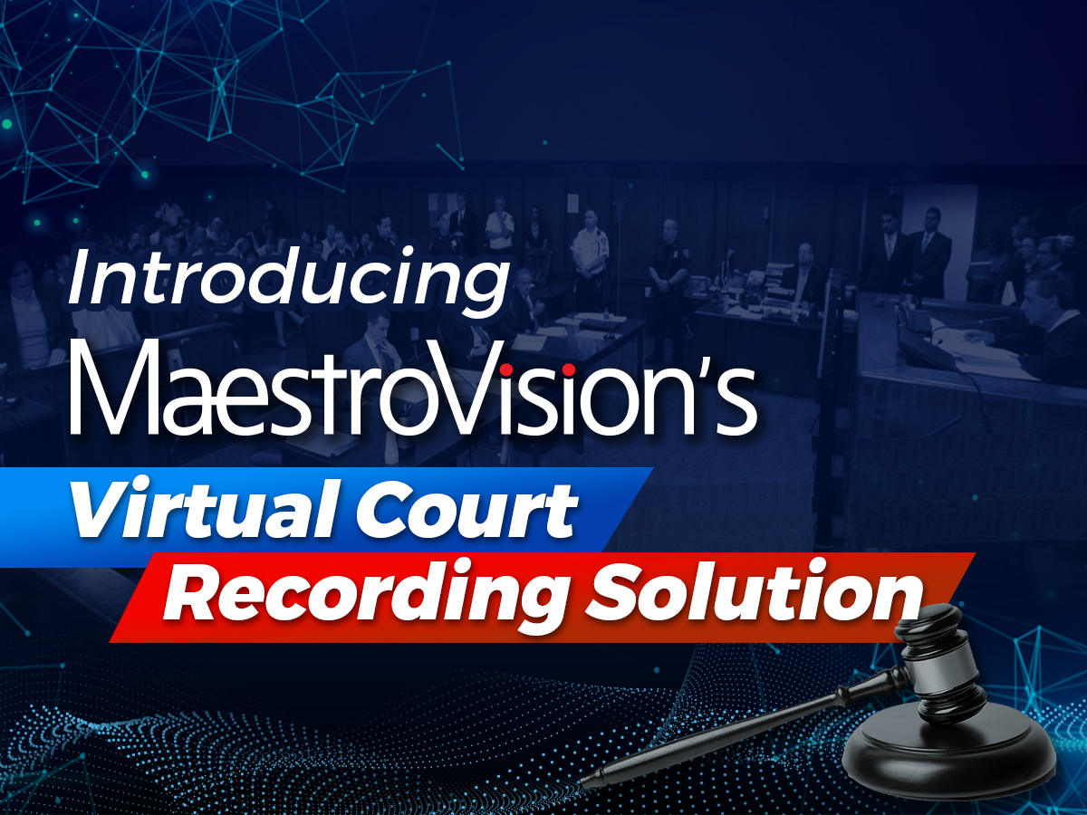Court Recording Solution