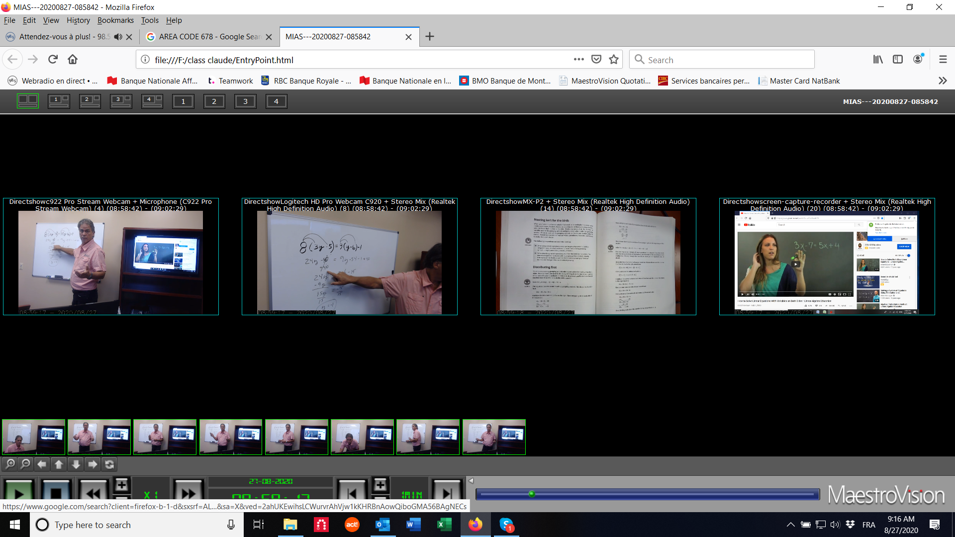 Lecture Capture Software