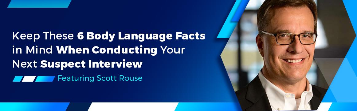 Body Language Facts